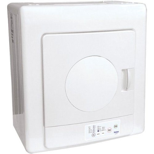 Haier HLP140E 2-3/5-Cubic-Foot Compact Tumble Vented Dryer Review