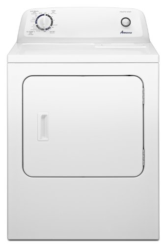 Amana Traditional Electric Dryer with Automatic Dryness Control NED4600YQ