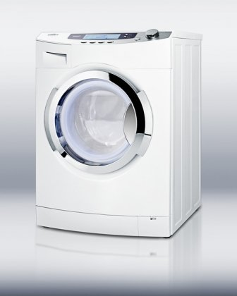 Summit 1.8 Cu. Ft. White Front Load Electric Dryer – SPWD1800