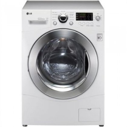 LG WM3455HS 24 Front Load Compact Washer/Dryer Combo , 2.7 cu. ft. Capacity – Silver