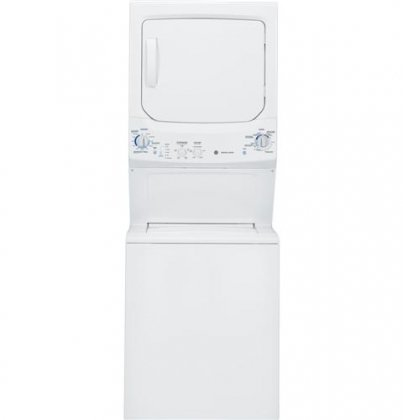 GE Spacemaker GTUP270GMWW 27 Gas Laundry Center 3.3 cu. ft. Washer, 5.9 cu. ft. Dryer