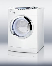 Summit SPWD1800 24″ Washer/Dryer Combo with 13 lb. Wash Capacity and Ventless Drying