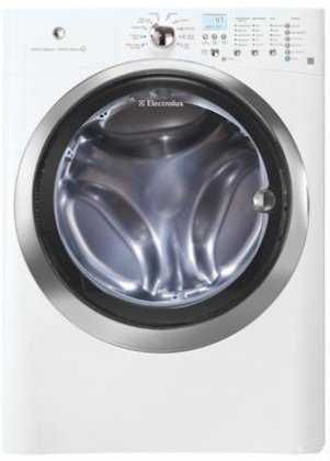 Electrolux EIFLS55IIW 4.2 cu. ft. Front Load Steam Washer – IQ-Touch Control Island White