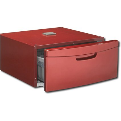 Samsung WE357A7R 15 Laundry Pedestal – Tango Red