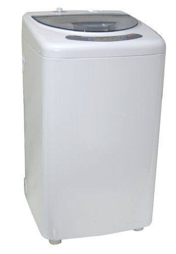 Haier HLP21N 6.6-Pound Pulsator Wash with Stainless Steel Tub