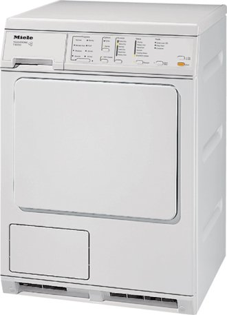 Miele T8013C 24 Ventless Electric Condenser Dryer – White